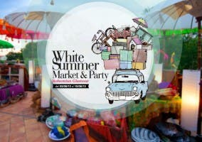 White Summer Market & Party