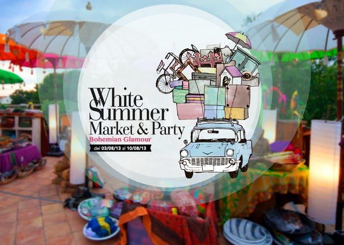 White Summer Market & Party