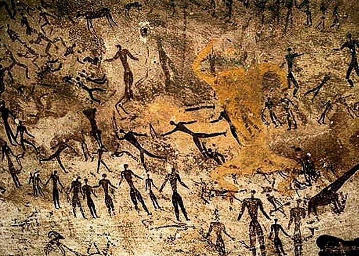 Rastros de los primeros pobladores