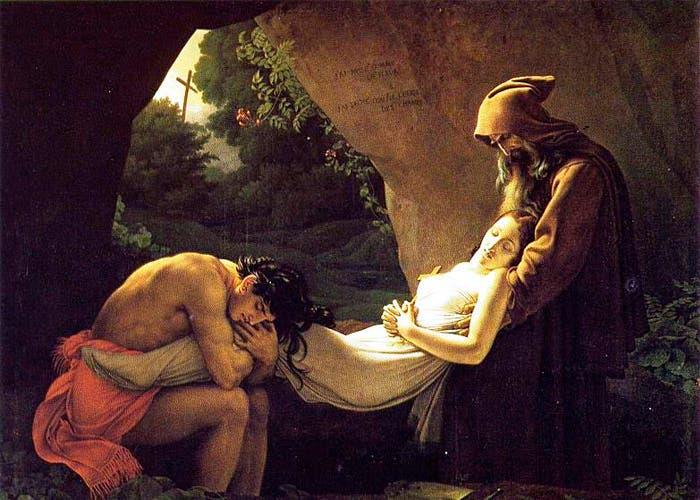 Obra de Anne-Louis Girodet de Roussy-Trioson