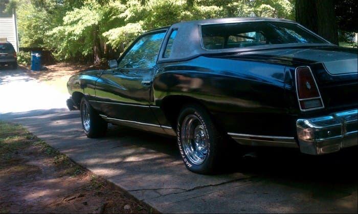 El coche del asesino