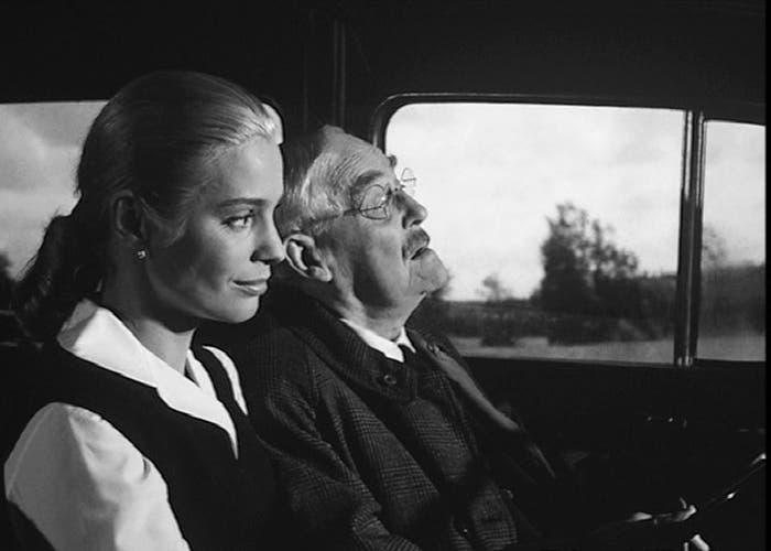 Escena de la película de Bergman