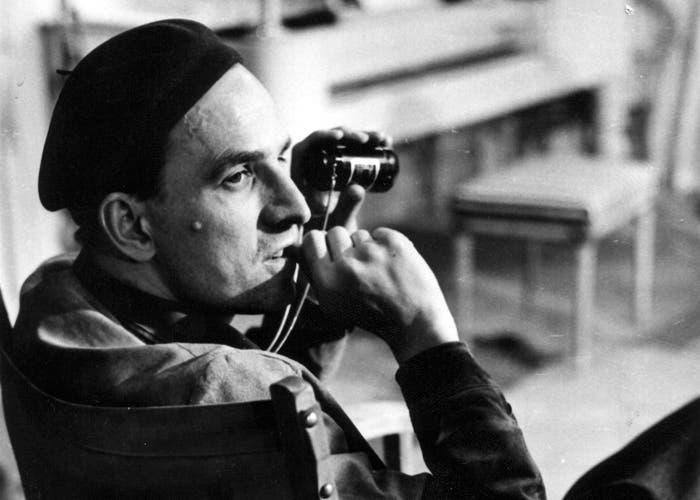 Director de cine sueco nacido en 1918