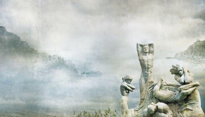 Ilustracion de la portada del libro La Saga de Los Longevos