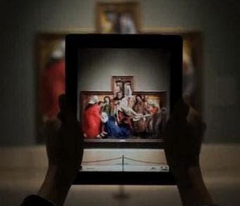 tecnologías y arte