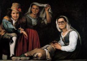 Bartolomé Esteban Murillo y su obra Grupo de cuatro figuras