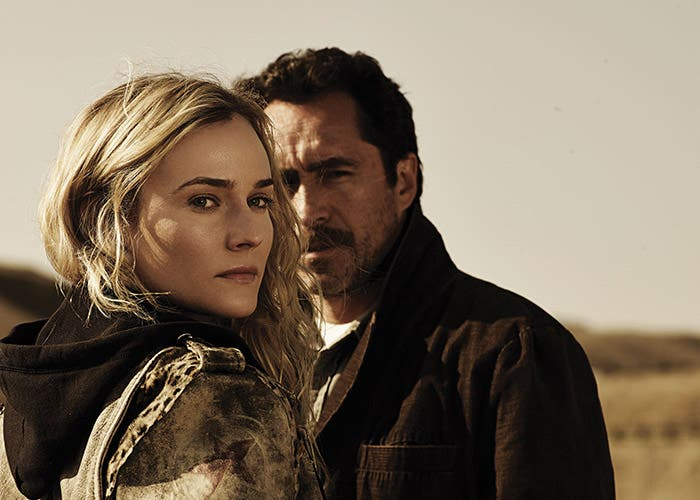 The Bridge, con Demian Bichir y Diane Kruger