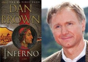 La sexta novela del escritor famoso Dan Brown: Inferno