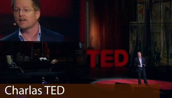 Charla TED