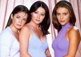 El trío original de la serie