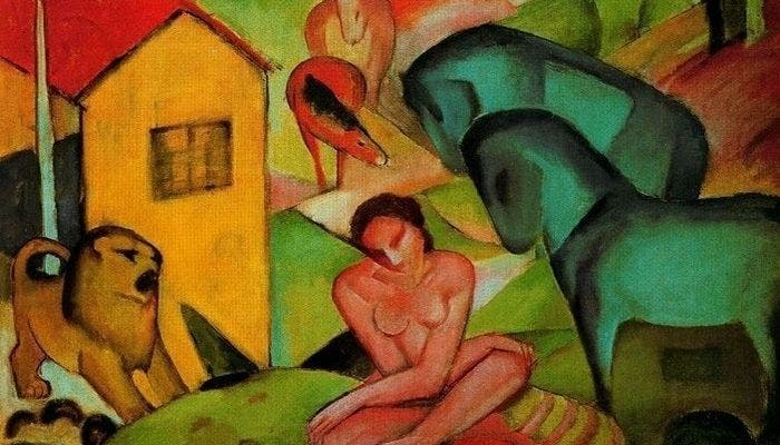 Pintura Alemana