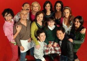 Actores de la comedia de Telecinco