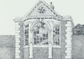Sala del Jardín de Lamb House