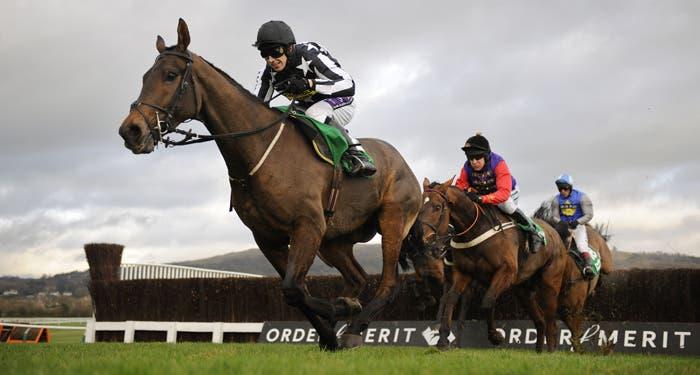 Carrera de caballos del festival de Cheltenham
