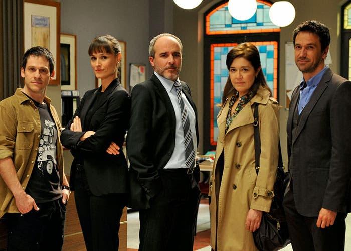 La serie de TVE