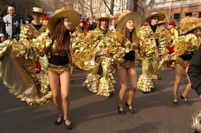 Carnaval de la Humorina en Odessa