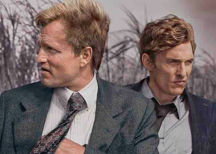 Marty Hart y Rust Cohle