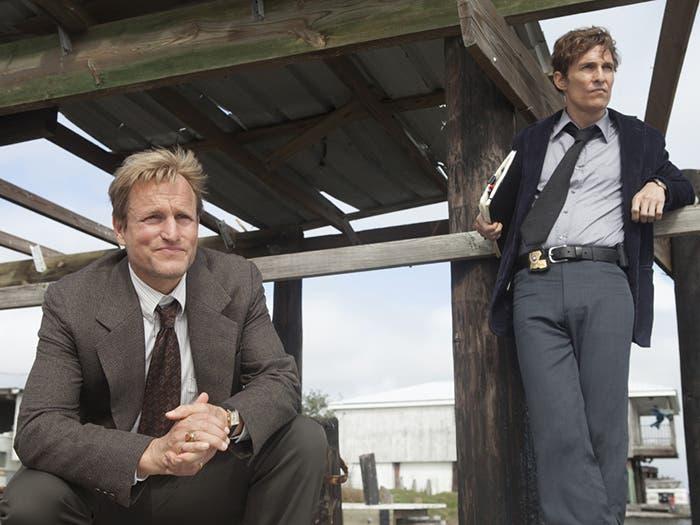 Hart y Cohle puente de madera
