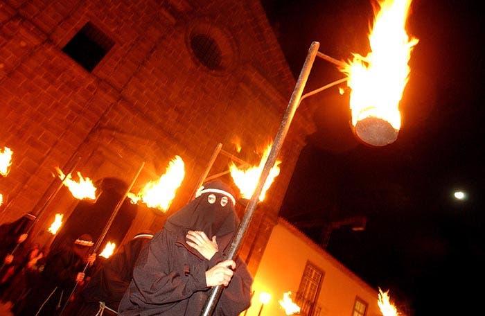 Procesión Semana Santa en Braga, Portugal