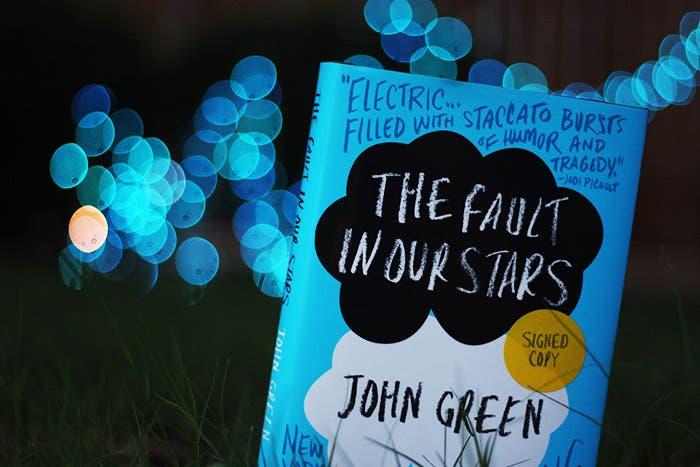 Portada libro Bajo la misma estrella