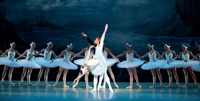 Espectáculo de Ballet