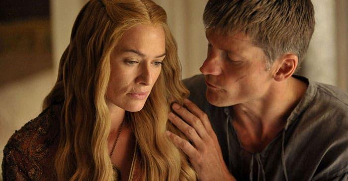 Difícil relación incestuosa entre Jaime y Cersei
