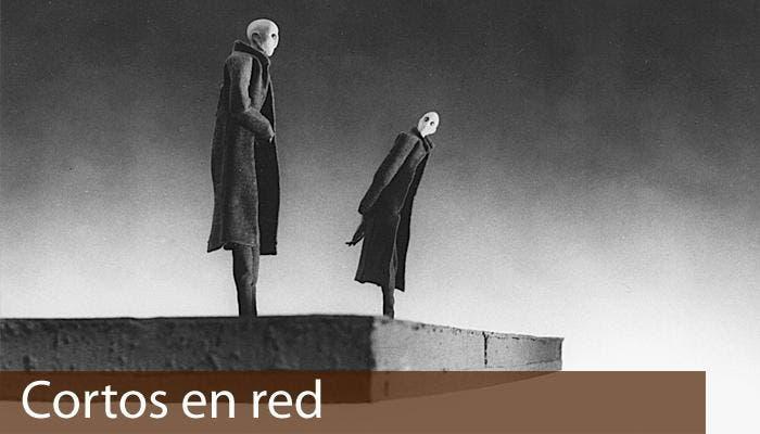 Fotograma del cortometraje alemán Balance