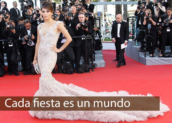 Eva Longoria en el Festival de Cannes