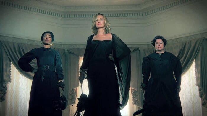 Gran trío de actrices