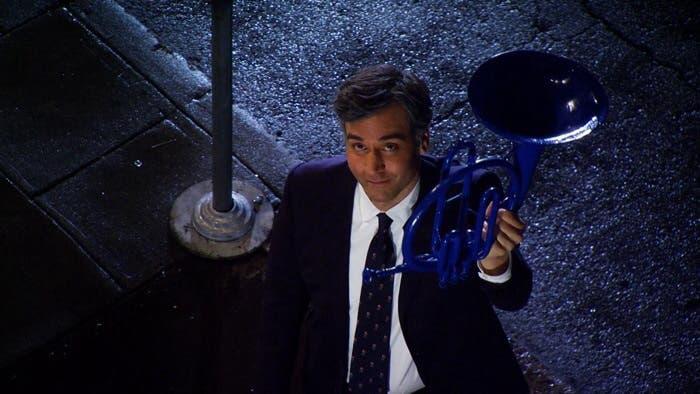 La famosa trompeta azul