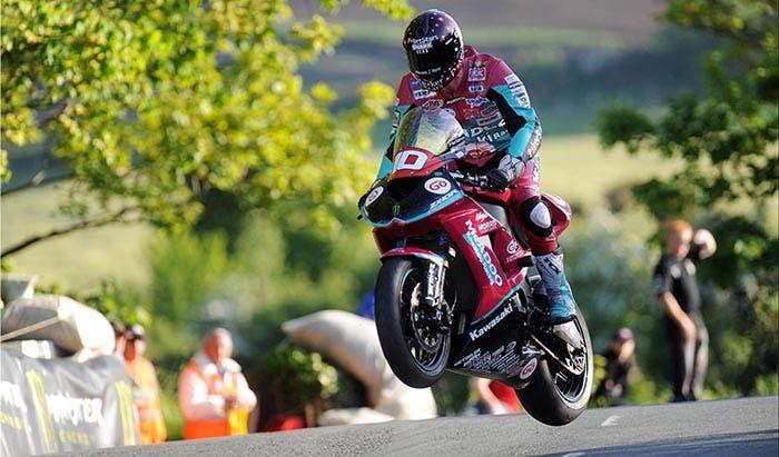 Moto TT Isla de Man