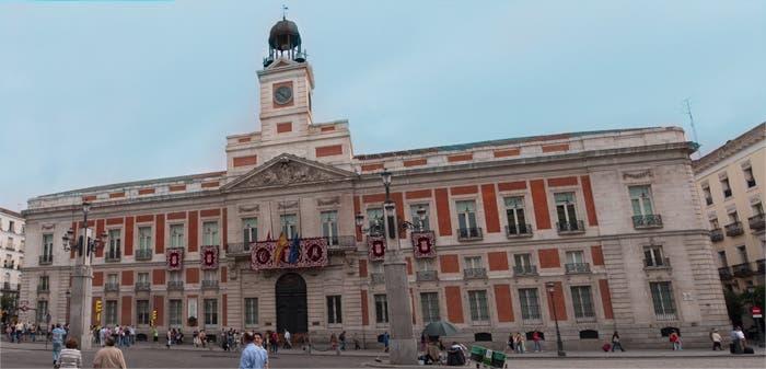 Monumentos y lugares de inter s en madrid for Gran via puerta del sol
