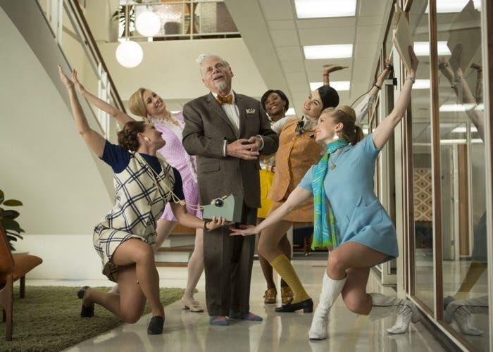 Uno de los grandes momentos surrealistas de Mad Men