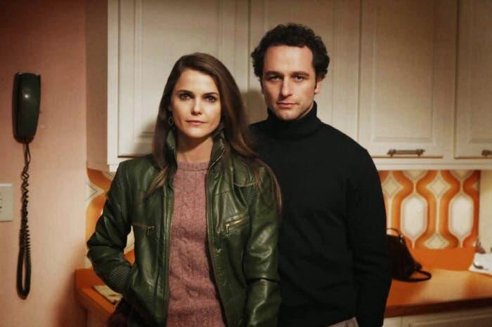 Protagonistas de The Americans