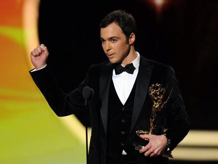 Favorito para ganar el Emmy por The Big Bang Theory