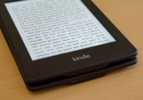 Lector de ebooks Kindle