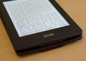 Lector de ebooks Kindle