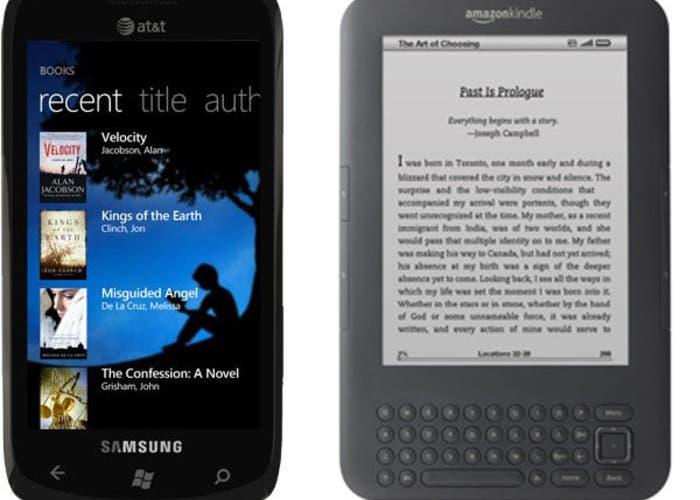 Puedes leer Kindle en diferentes dispositivos