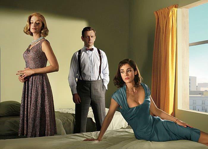 Foto promocional de la segunda temporada