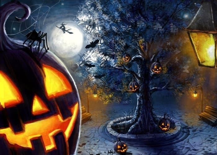 Halloween, festividad pagana