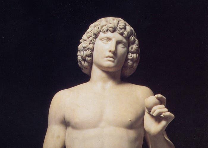 Escultura de Adán realizada por Tulio Lombardo