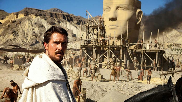 Ridley Scott vuelve a la Biblia