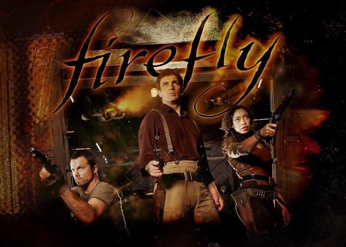 Nathan Fillion en Firefly