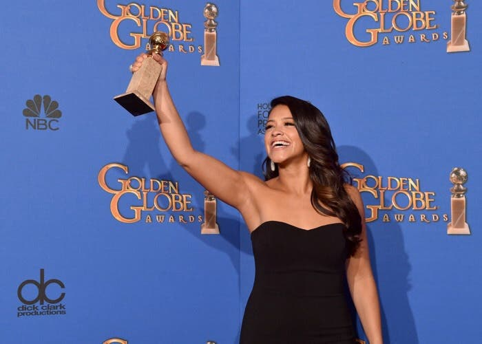 Ganadora del Globo de Oro por Jane The Virgin