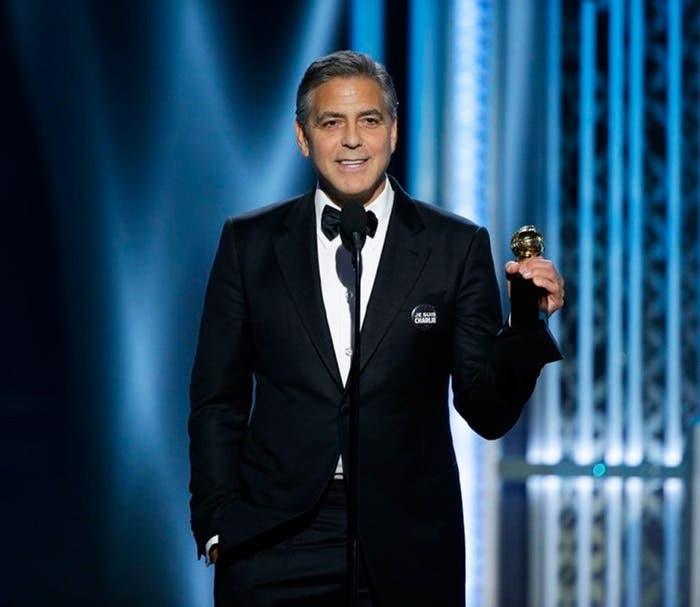 Homenajeado con el premio Cecil B. DeMille en los Globos de Oro
