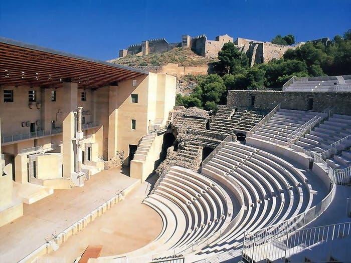 El Teatro Romano de Sagunto después de su restauración