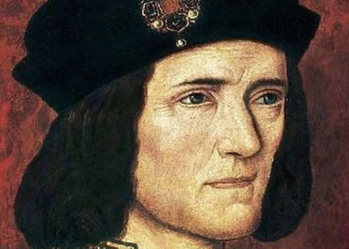 Retrato del rey de inglaterra, Ricardo III