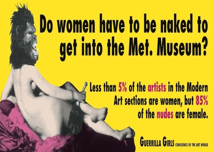 Copyright © 1989, 1995 by Guerrilla Girls