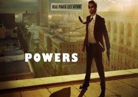 Poster de 'Powers'