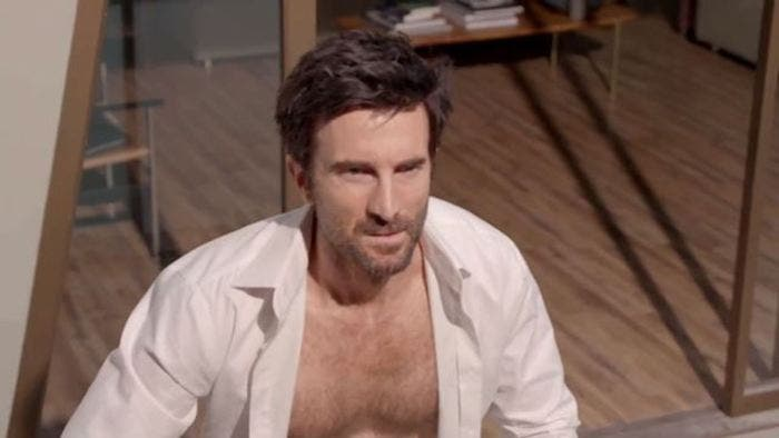 Sharlto Copley en 'Powers'